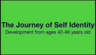 Green 2 - The Journey of Self Identity (Ages 42-46); Embracing the End of Life Part II A Journey to Freedom Green