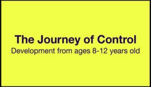 Yellow 1 - The Journey of Control (Ages 8-12); Embracing the End of Life - Part II A Journey to Freedom